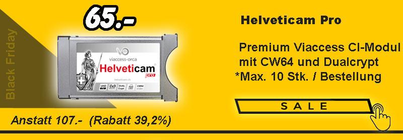 Neues Premium Viaccess Helveticam Pro